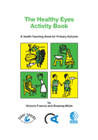 The Healthy Eyes Activity Book cover image