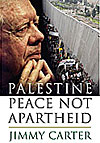 Palestine: Peace Not Apartheid book cover