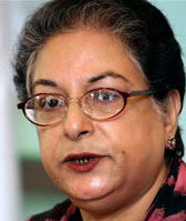 Photo of Hina Jilani
