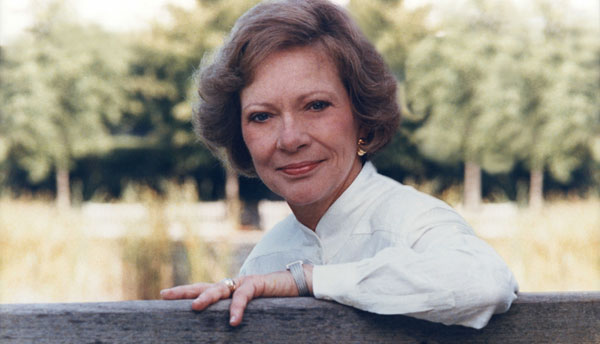 Photo of Former First Lady Rosalynn Carter
