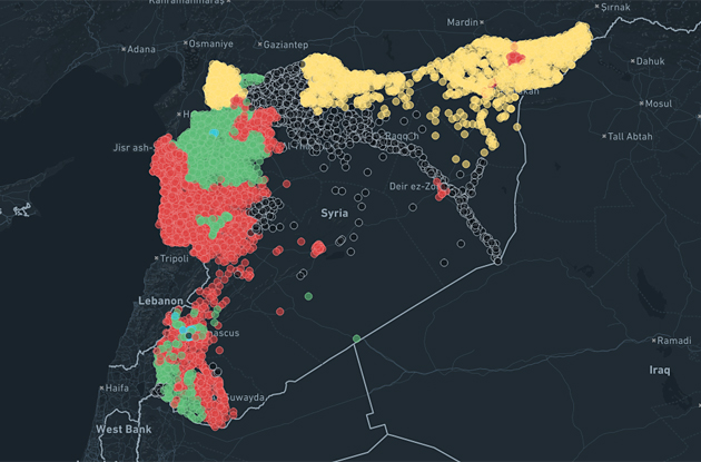 Syria Mapping Project