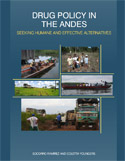 Drug Policy in the Andes: full report cover