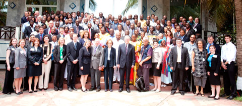 Participants of the African Regional Conference on the Right of Access to Information