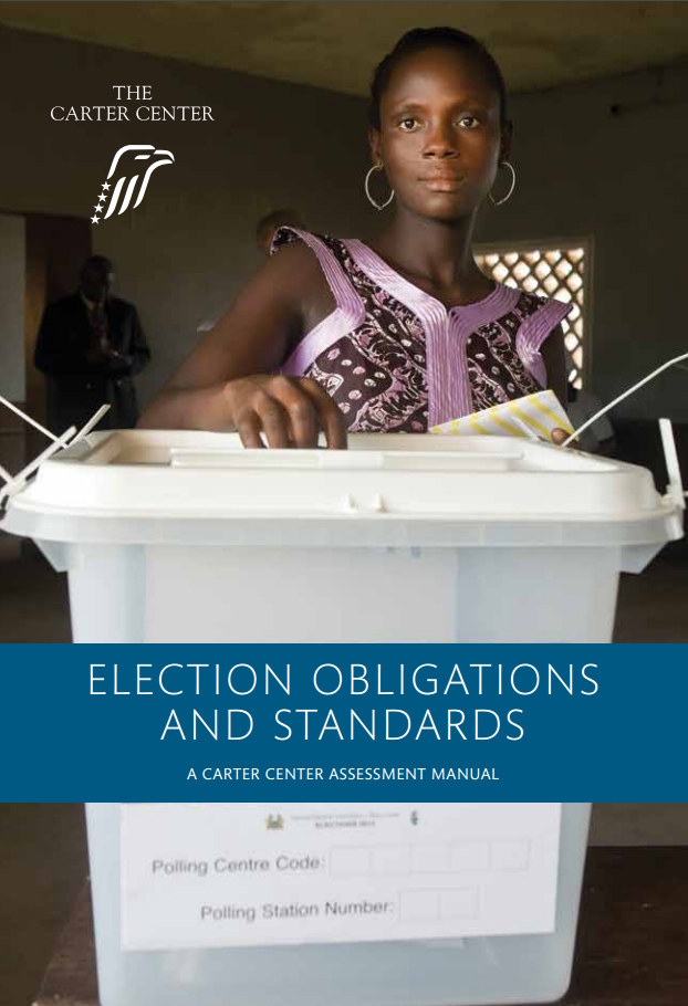 Elections Obligations and Standards