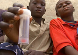 Schistosomiasis Control video screenshot